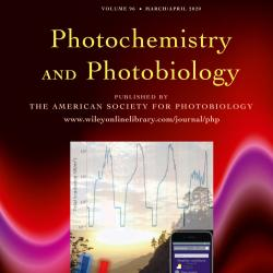 Photochemistry and Photobiology cover